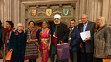 Ayurveda Day at UK Parliament in London on November  (8/11)